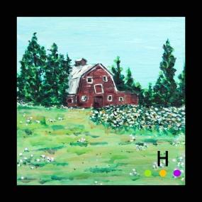 Orville's Barn - 2014
